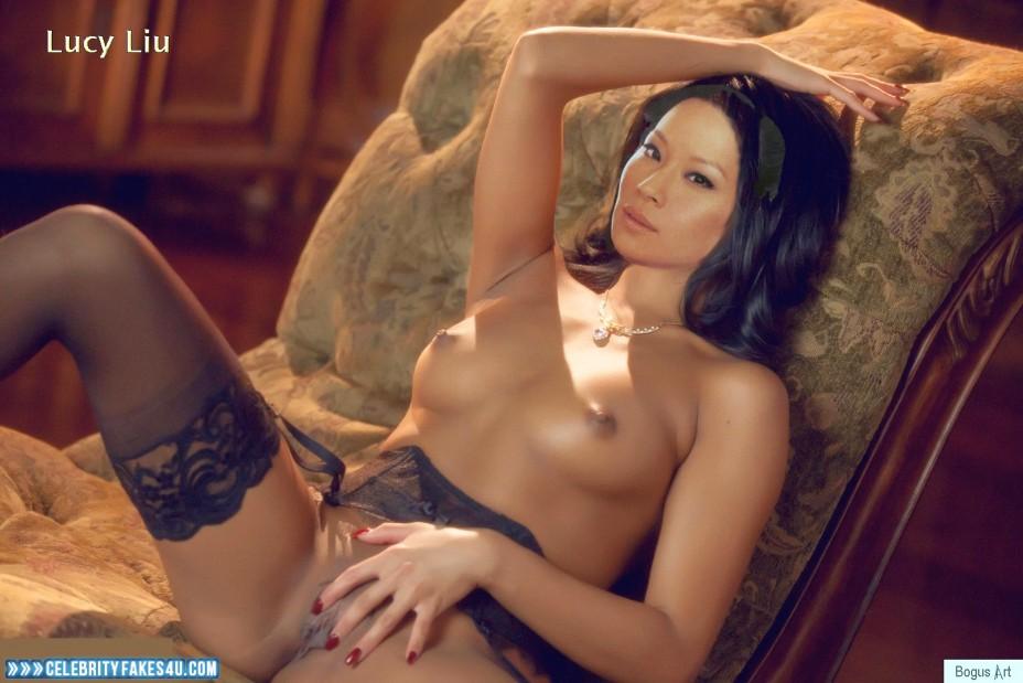 Lucy Liu porno