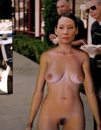 Lucy Liu Southland Big Boobs Fakes 001