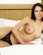 Lucy Liu Topless Nsfw 001