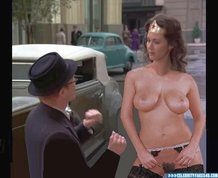 Carter topless lynda Lynda Carter