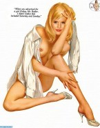 Maggie Grace Captioned Toon Nsfw Fake 001