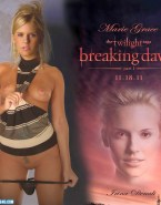 Maggie Grace Panties Down Movie Cover Porn Fake 001