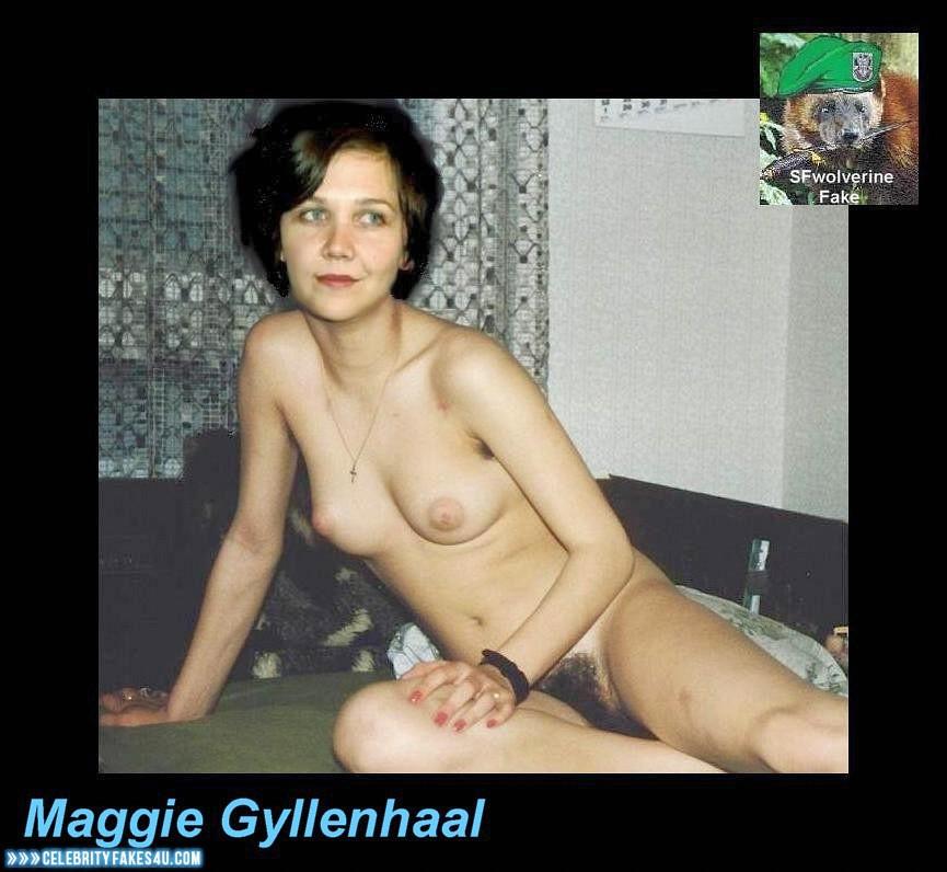 Maggie gyllenhaal nude fakes the helpful