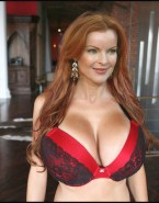 Marcia Cross Bra Huge Breasts Nude 001
