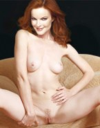 Marcia Cross Pantieless Pussy Exposed Porn 001