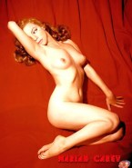 Mariah Carey Fully Nude Small Tits 001