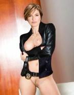 Mariska Hargitay Law And Order Special Victims Unit Squeezing Tits Porn 001