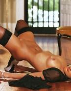 Mariska Hargitay Nude Body Exposed Tits 001