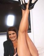 Marlene Lufen Stockings Camel Toe Nude 001