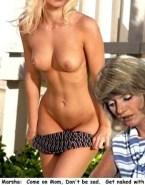 Maureen Mccormick Panties Down Nice Tits Nude 001