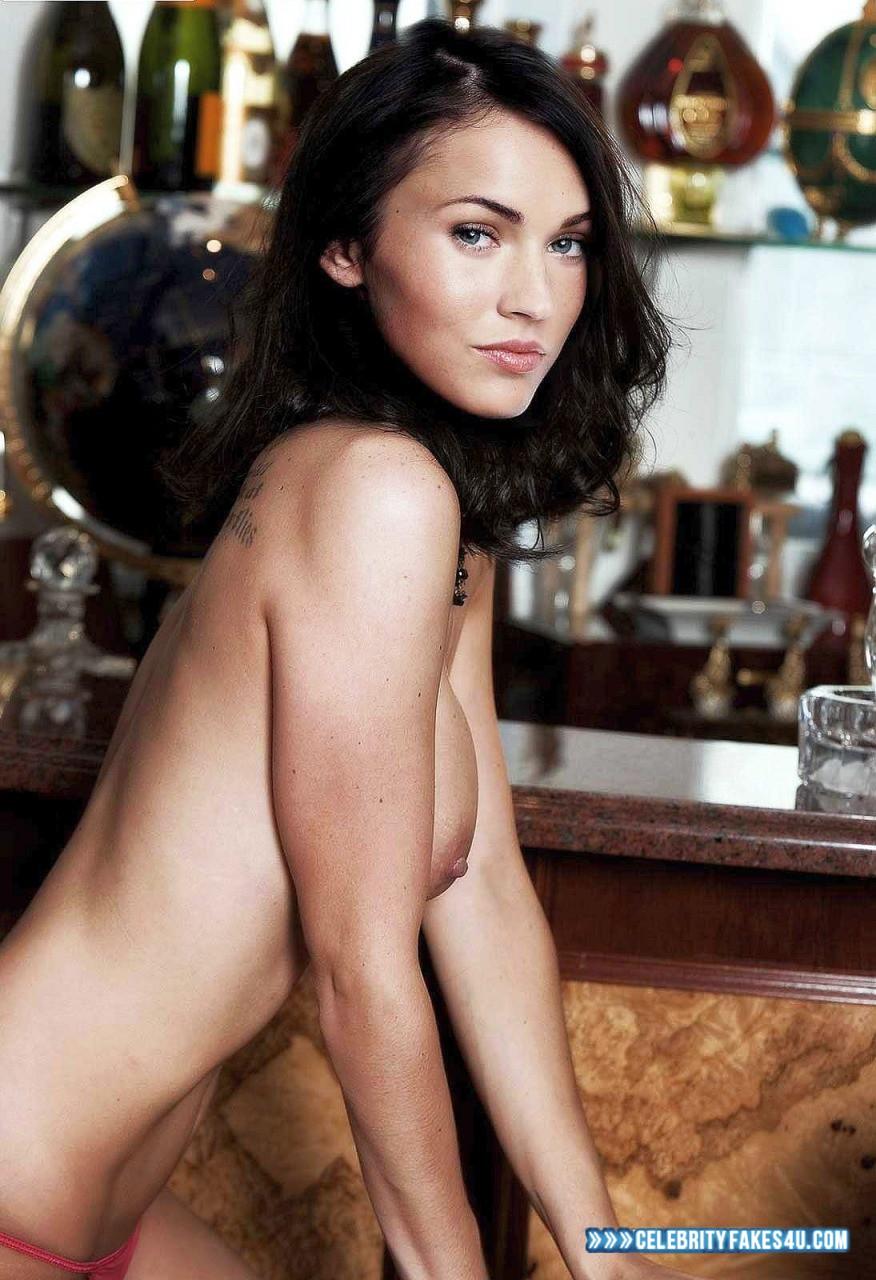 Megan Fox Fake, Nude, Tits, Porn