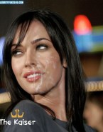 Megan Fox Horny Facial Porn 001