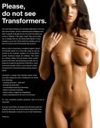 Megan Fox Naked Body Tits 002