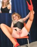 Megyn Price Spread Pussy Big Tits Nsfw 001