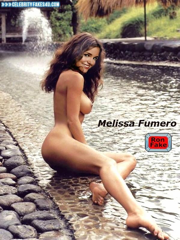 Nudes melissa fumero Melissa Fumero