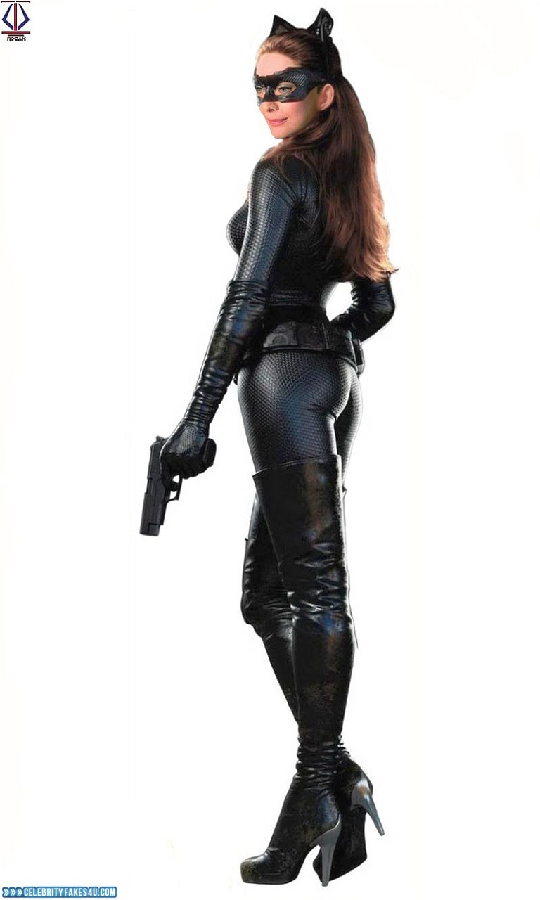 Michelle Pfeiffer Fake, Ass, Catwoman, Cosplay, Porn