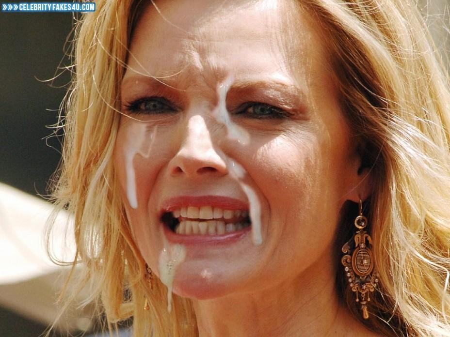 Michelle Pfeiffer Fake, Cum Facial, Porn