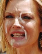 Michelle Pfeiffer Facial Cumshot 001