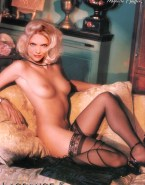 Michelle Pfeiffer Flat Stomach Exposed Breasts Naked 001