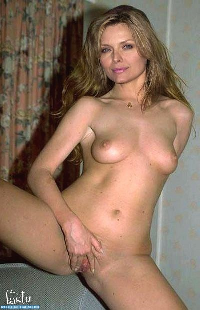 Michelle Pfeiffer Fake, Homemade, Pussy Spread, Sexy Flat Stomach, Tits, Porn