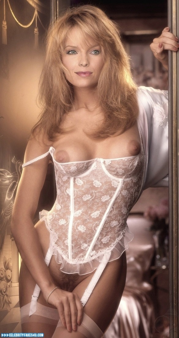 Michelle Pfeiffer Fake, Lingerie, Nude, Tits, Porn