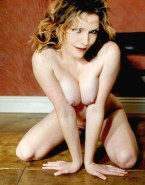 Michelle Pfeiffer Squeezing Tits Sexy Naked 001
