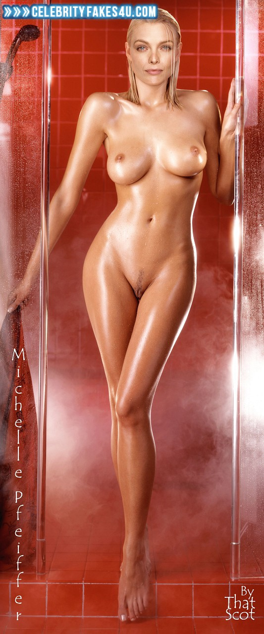 Michelle Pfeiffer Fake, Hot Athletic Body, Sexy Legs, Tits, Wet, Porn