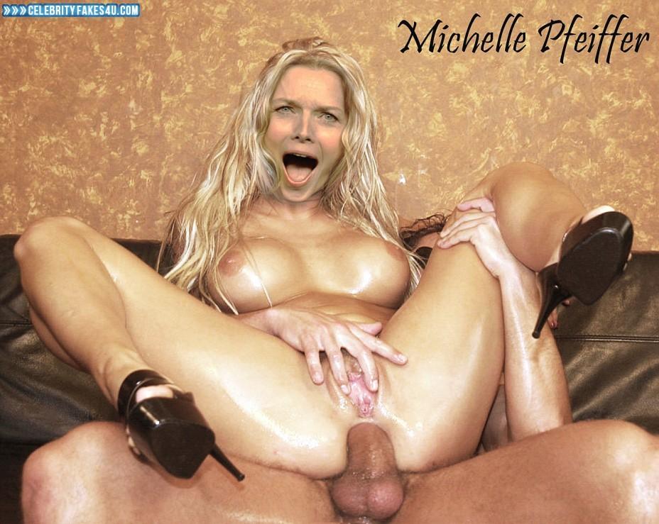 Michelle Pfeiffer Fake, Anal Sex, Big Tits, Pussy Spread, Porn