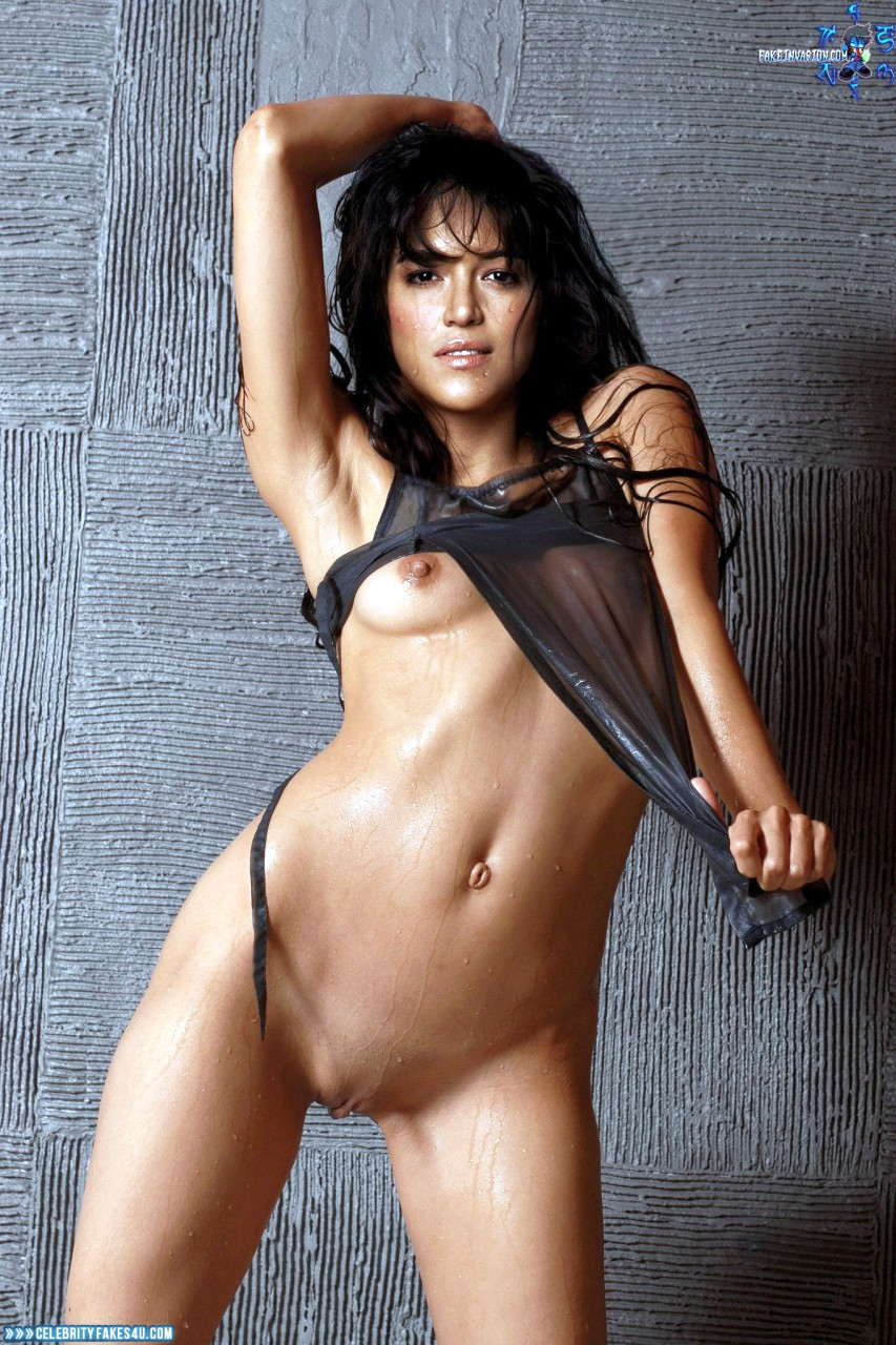 Michelle rodriguez hot naked pussy #8