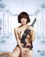 Milla Jovovich Boobs Resident Evil 001