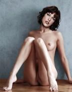 Milla Jovovich Breasts Vagina Nude 001