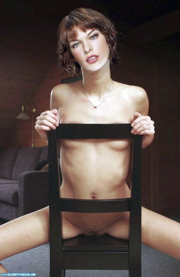 Milla Jovovich Fake, Nude, Porn