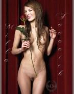 Milla Jovovich Nude Body Small Tits 002