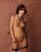 Milla Jovovich Panties Off Nude Body 001