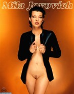 Milla Jovovich Porn Xxx 002