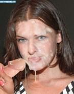 Milla Jovovich Huge Cumload Cumshot Facial Nude Sex 001