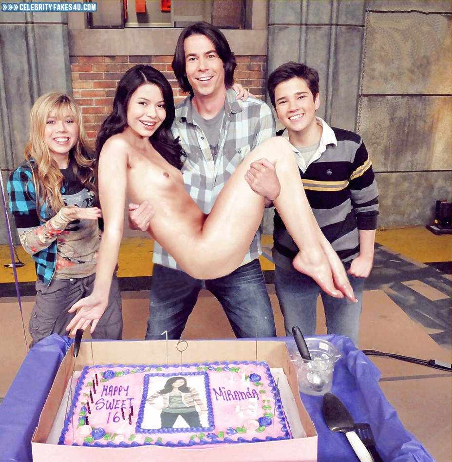 Porno icarly girls nude fakes