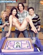 Miranda Cosgrove iCarly Nude Fake-003