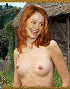 Miranda Otto Red Haired Lord Of The Rings Fake 001