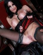 Monica Bellucci Lingerie Legs Spread Pussy 001