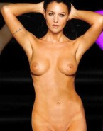 Monica Bellucci Naked Body Tits 001