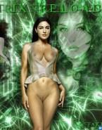 Monica Bellucci The Matrix No Panties Nsfw 001