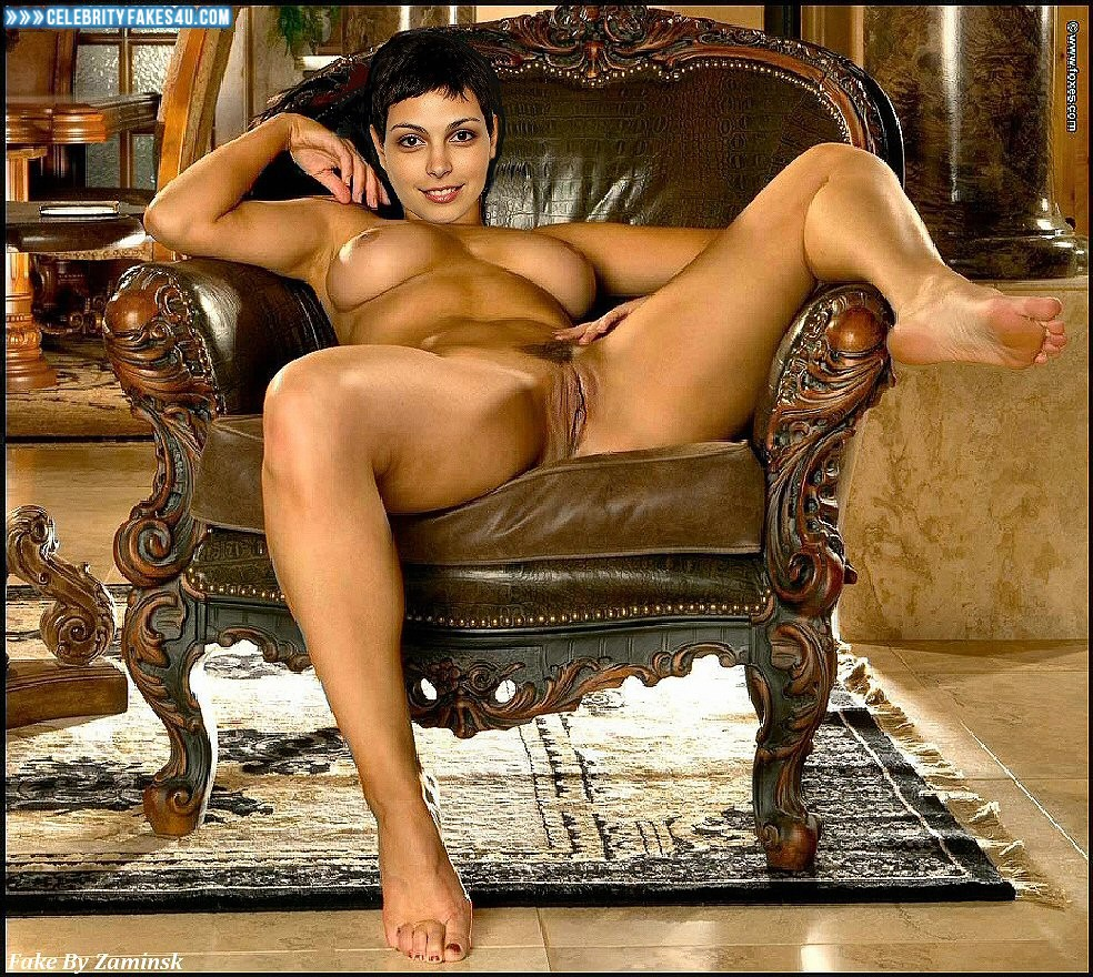 nude pussy baccarin Morena
