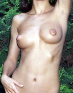 Morena Baccarin Nude Body Breasts 002