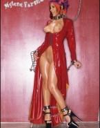 Mylene Farmer Collar Wet Naked 001