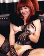 Mylene Farmer Nude Lingerie 001