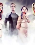 Johanna Mason - Katniss Everdeen - Cressida - Hunger Games Porn Fake-001