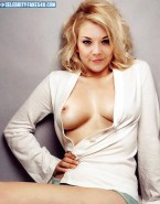 Natalie Dormer Naked Tits Fake-008