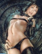 Natalie Imbruglia Panties Tits Fake 001