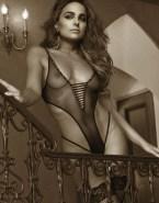 Natalie Portman Lingerie Nudes 001